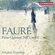 Piano Quintets Nos 1 & 2