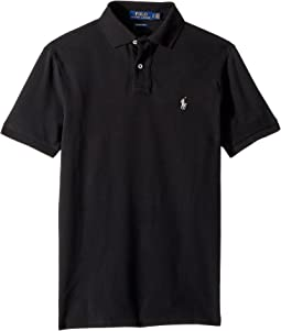 Slim Fit Pique Polo
