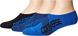 Converse - 3-Pair Pack Made for Chuck Bold Converse Logo