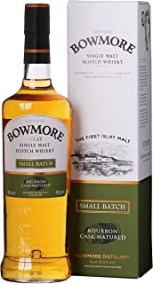 Bowmore Small Batch Single Malt Scotch Whisky 1 x 0.7 l