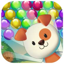 Puppy Rescue - Bubble Shoot, Blast, Bubble Pop for Kindle Fire (Best Free Bubble Shooter Games with 500 Levels)