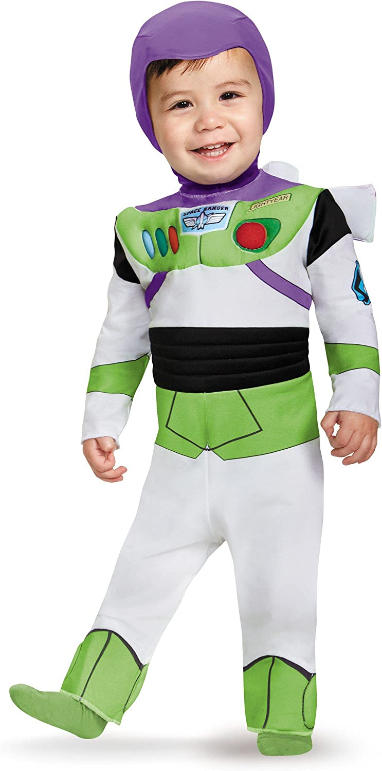 Disguise Award-winning store Costumes Buzz Lightyear Deluxe M NEW Infant Costume 6-12
