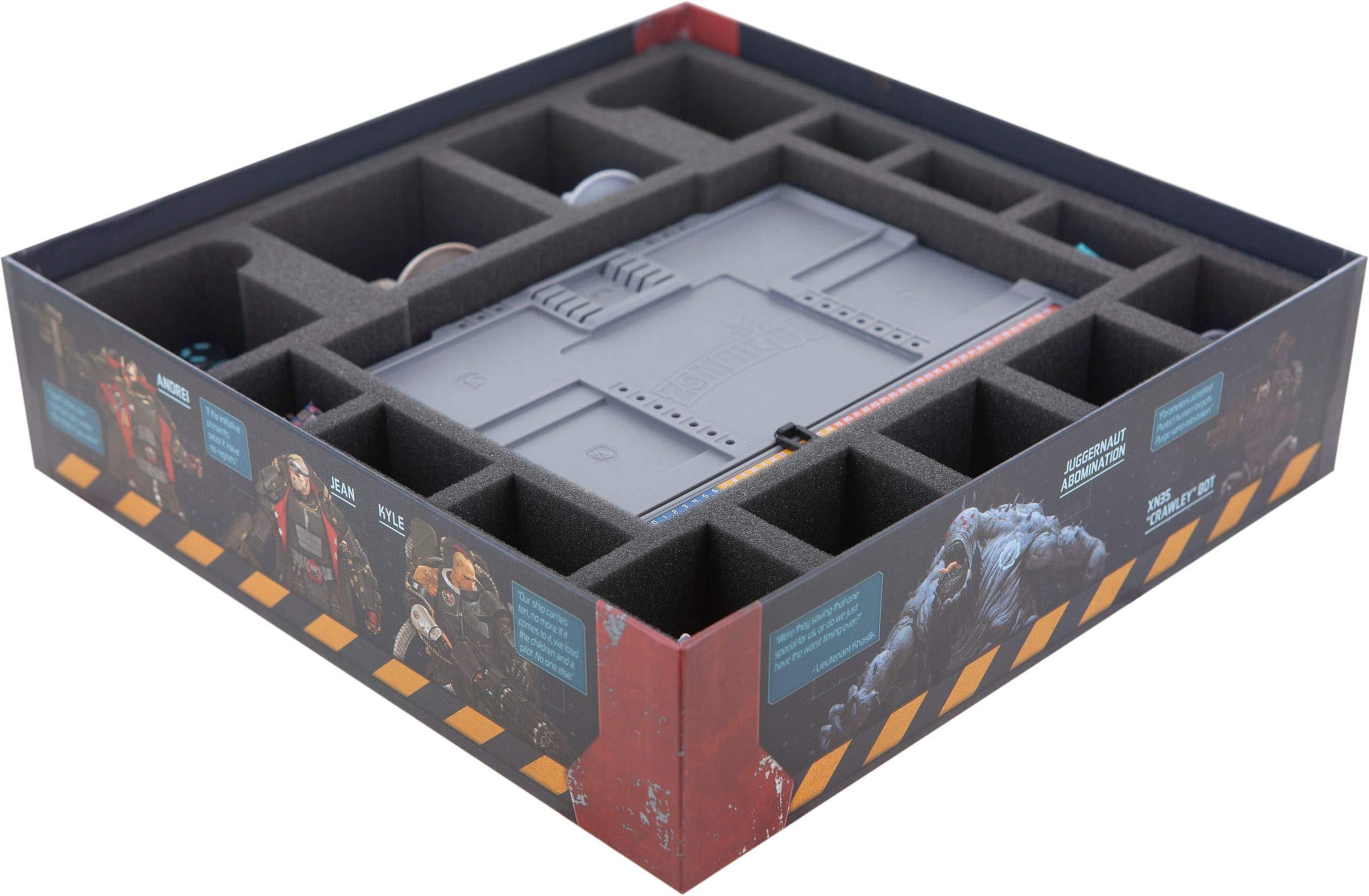 Feldherr Espuma Compatible con Zombicide: Black Ops - Caja de Juego de Mesa: Amazon.es: Juguetes y juegos