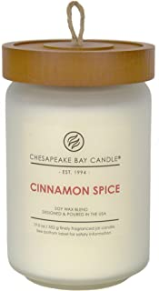 Chesapeake Bay Candle Scented Candle, Cinnamon Spice, Large Jar
