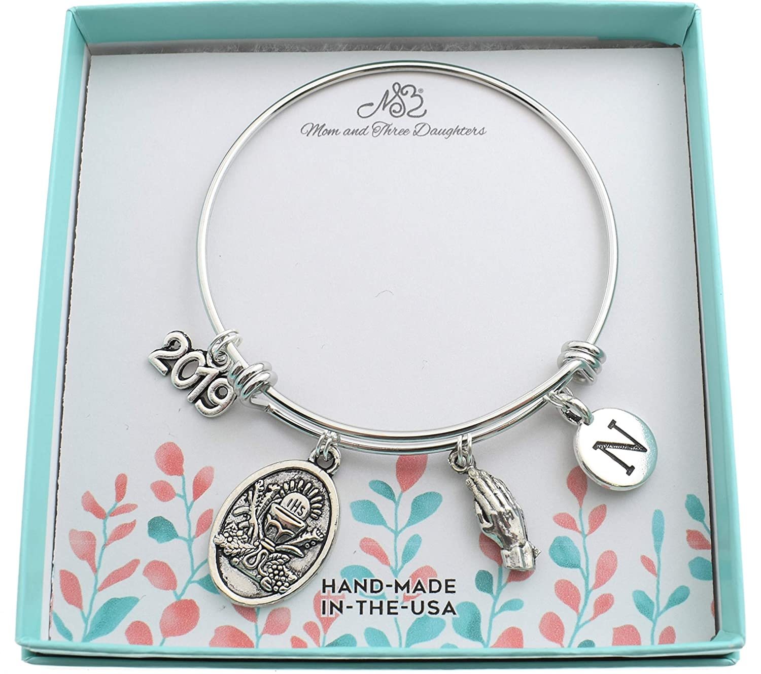 Little Girl's First Communion Bracelets tones. Max 82% OFF shop silver in