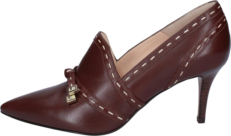 LELLA BALDI BALDI BALDI Pump -skor kvinnor läder bspringaaa  snabb frakt över hela världen