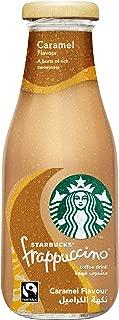 Starbucks Liquid Frappuccino Caramel Flavor Lowfat Coffee - 250 ml