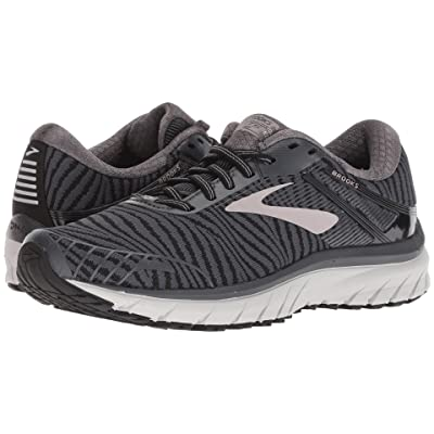 Brooks Adrenaline GTS 18 (Black/Ebony/Champagne) Women