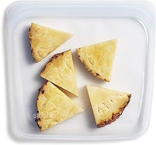 Stasher Bolsa de silicona reutilizable para alimentos, Claro, Transparente, Sandwich, 1, 1