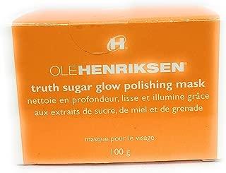 olehenriksen truth sugar glow polishing mask