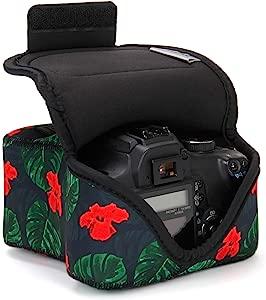 USA Gear DSLR Camera Bag for Digital Camera with Neoprene Protection  ...