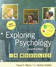 Loose-Leaf Version for Exploring Psychology in Modules & LaunchPad for Exploring Psychology In Modules (Six Months Access)