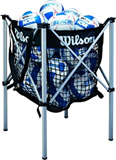 Wilson Volleyball Ball Cart