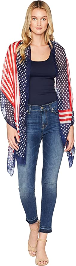Americana Flag Wrap