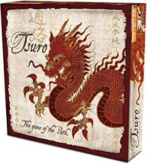 Calliope Tsuro - The Game of The Path - A Family Strategy Board Game