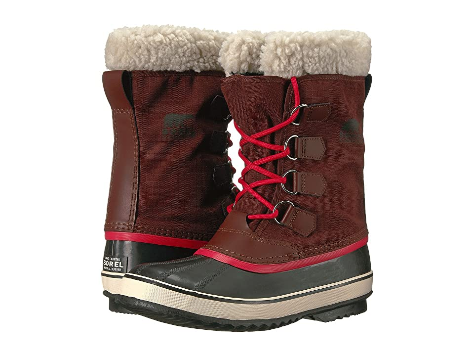 SOREL Winter Carnivaltm (Redwood/Candy Apple) Women