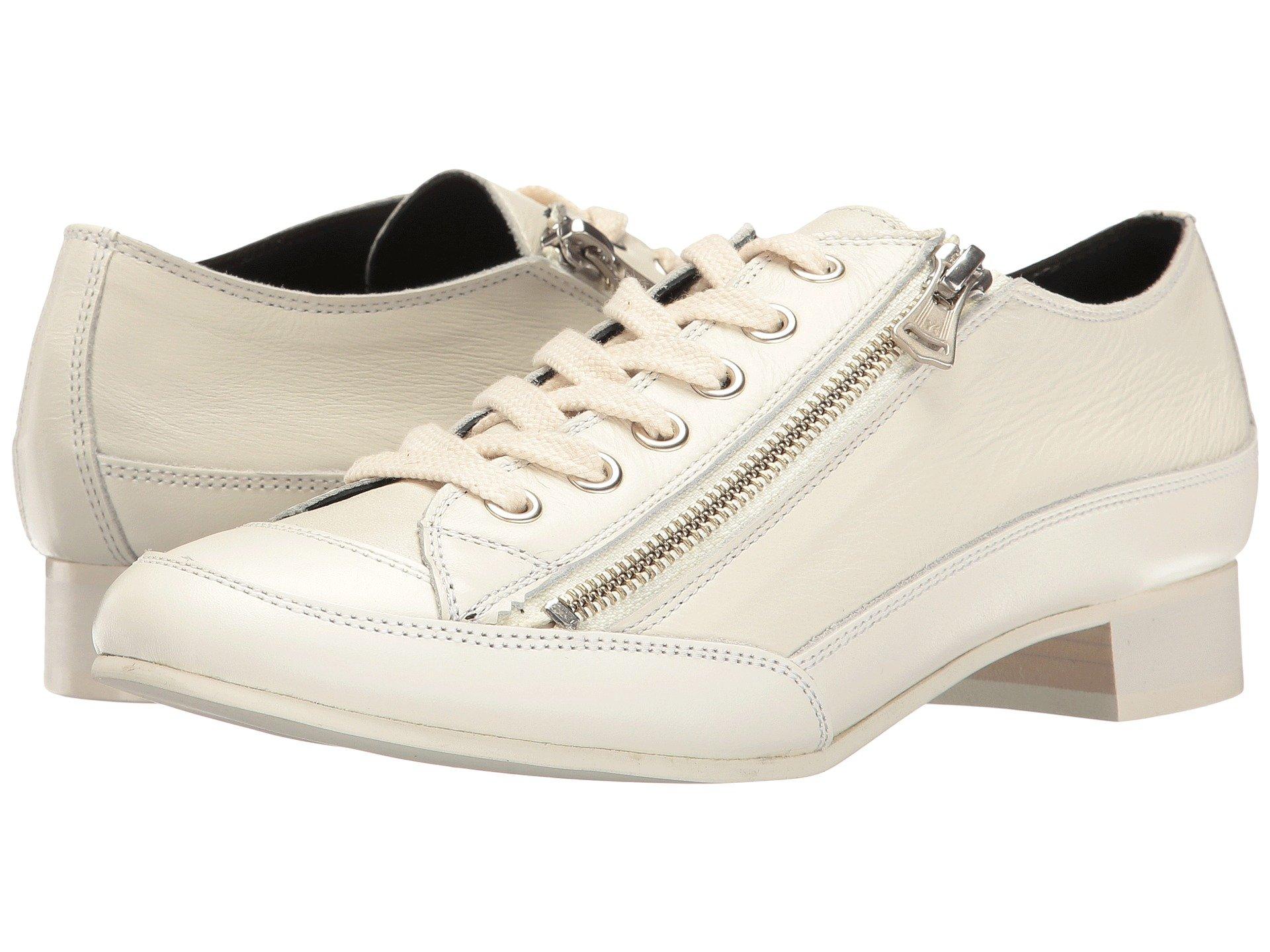 Tenis para Mujer Yand#39;s by Yohji Yamamoto Side Zipper Low Shoes  +