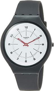 Reloj Analógico para Unisex Adultos de Cuarzo con Correa en Silicona SVUM104