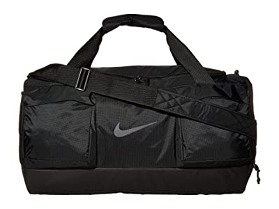 Nike Vapor Power Medium Duffel (Black/Black/Black) Duffel Bags