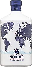Ginebra Premium nacional Nordés Atlantic Galician Gin 40º 70 cl