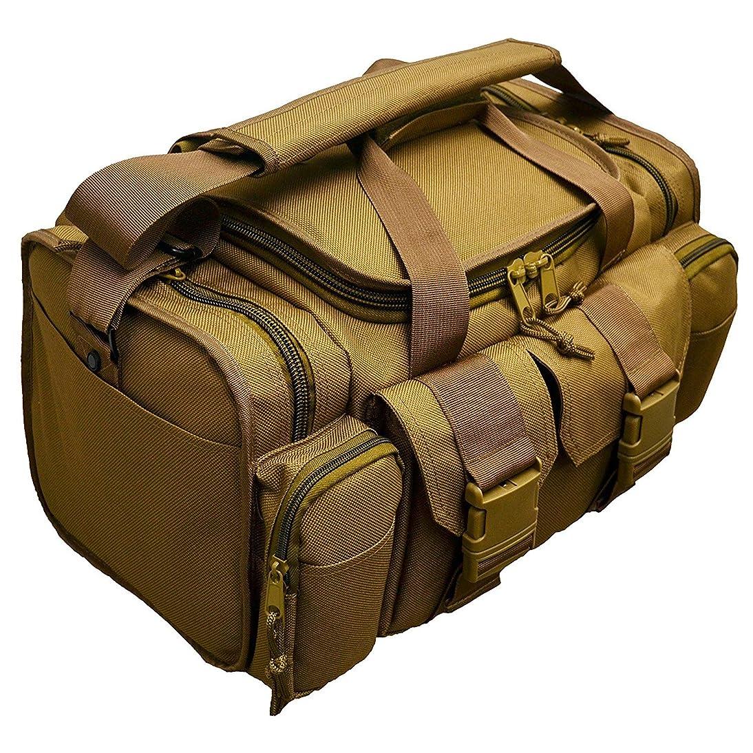Johnson Tactical Shooting Gun Pistol Range Gear Bag lrgv007487902438