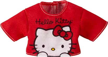 Barbie Hello Kitty Red Top Fashion