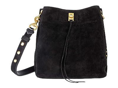 Rebecca Minkoff Darren Shoulder Bag (Black 3) Handbags
