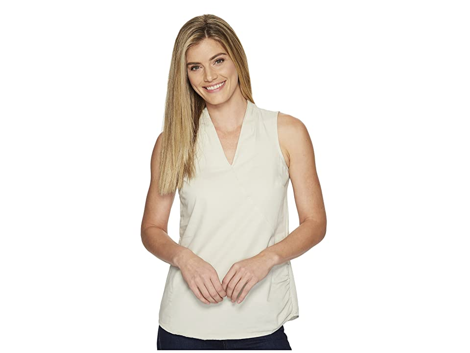 Toad&Co Wayfarer Sleeveless Shirt (Pelican) Women