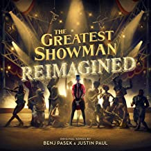 the greatest showman reimagined songs