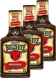 Bull's Eye Original Barbecue Sauce - 18 oz - 3 pk