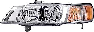 Dorman 1590502 Driver Side Headlight Assembly For Select Honda Models