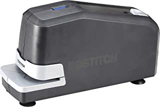 Bostitch Impulse 30 Electric Stapler, 30 Sheet Capacity, Black