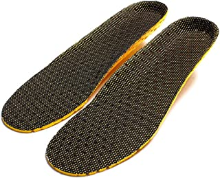 Ganquer Chaussure Coussinets Coussin Soin Sec D/éodorant Ext/érieur Semelles Int/érieures Respirant Charbon de Bambou