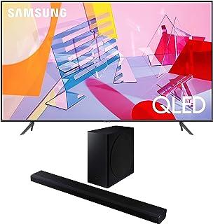 "Samsung QN65Q60TA 65"" Ultra High Definition 4K Quantum HDR Smart QLED TV with a Samsung HW-Q800T 3.1.2 Ch Dolby Atmos Soun..."