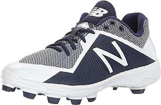 New Balance Men's 4040v4 Molded Spike Baseball Shoe