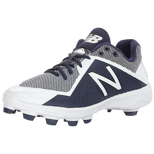 91c861438ce67 New Balance Men's PL4040v4 Molded Baseball Shoe