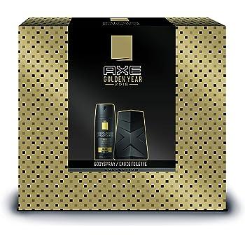 Axe Gold, Kit para baños (Hombre) - 2 piezas: Amazon.es: Belleza
