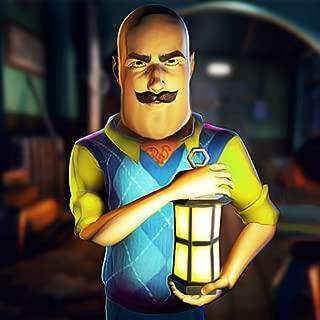 Evil Neighbor Child Escape : Hello Evil Grandpa Spooky  Game 3D