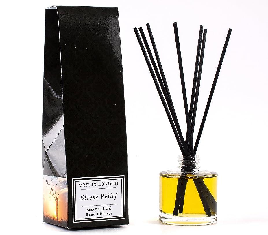 地殻ワークショップ迷路Mystix London | Stress Relief - Essential Oil Reed Diffuser - 200ml