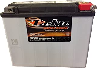 Deka Sports Power ETX18L Battery