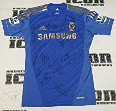 signed chelsea jersey