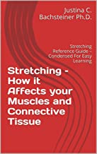 Stretching – How it Affects your Muscles and Connective Tissue: Stretching Reference Guide – Condensed For Easy Learning (English Edition)
