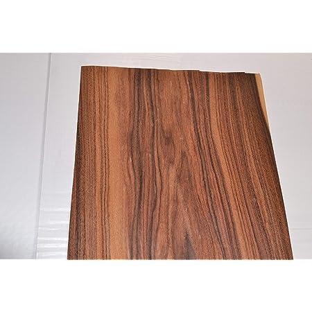 Imbuya Raw Wood Veneer Sheets 5 x 16 inches 1//42nd                      7628-7