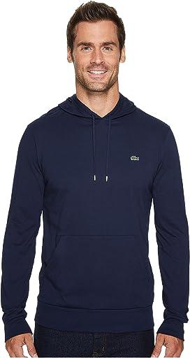642685882 Polo Ralph Lauren Hooded Jersey T-Shirt at Zappos.com