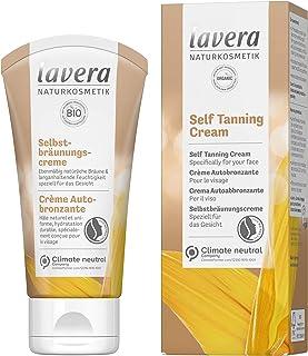 lavera Crème Autobronzante • Soins Solaires • Crème Autobronzante • Cosmétiques Naturels • vegan • certifié • 50ml