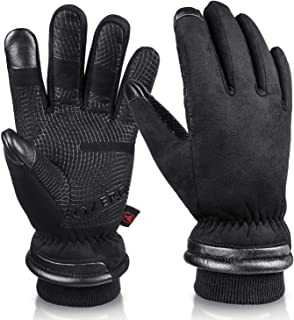 OZERO -30 ℉ Waterproof Winter Gloves for Men and Women -...