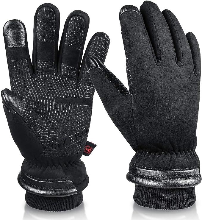 OZERO Winter Gloves for Women and Men