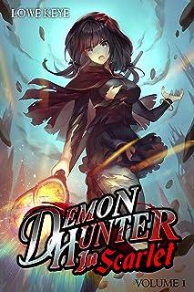 Demon Hunter in Scarlet: Sanguine Academy: Volume 1