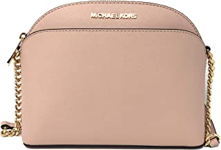 Michael Kors Emmy Medium Crossbody in Saffiano Leather