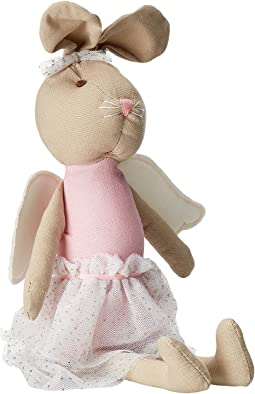 Mud Pie - Linen Bunny Princess Doll